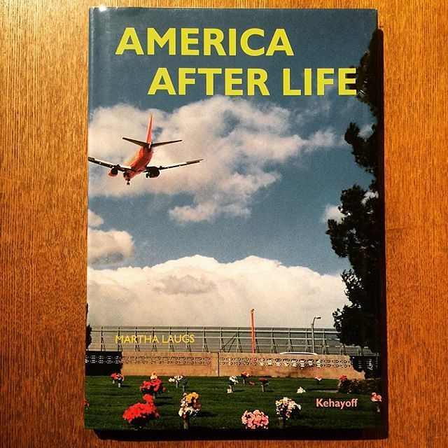 写真集「America After Life/Martha Laugs」 - メイン画像