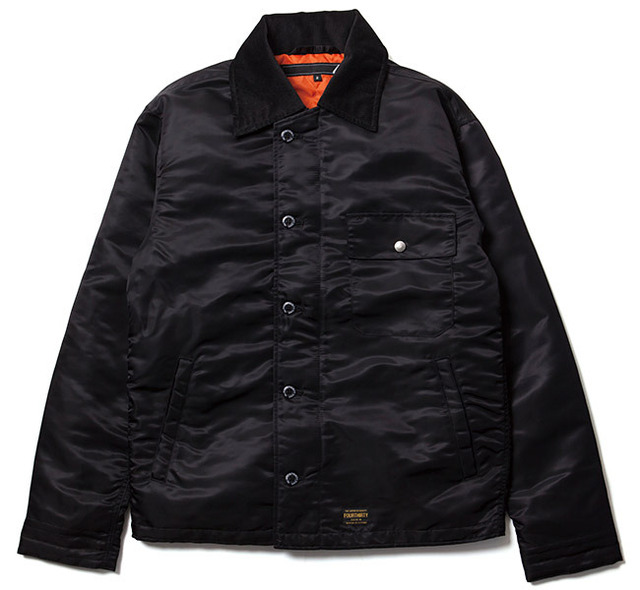 FLIGHT DECK JACKET
