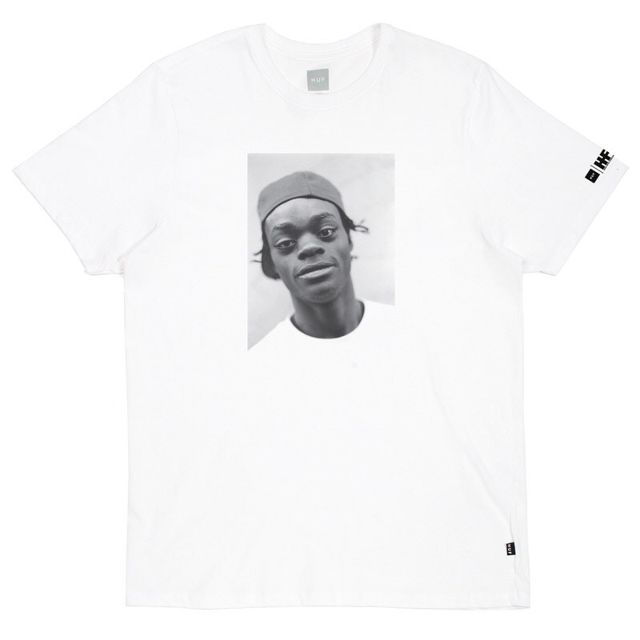 HAROLD HUNTER FOUNDATION X HUF TEE