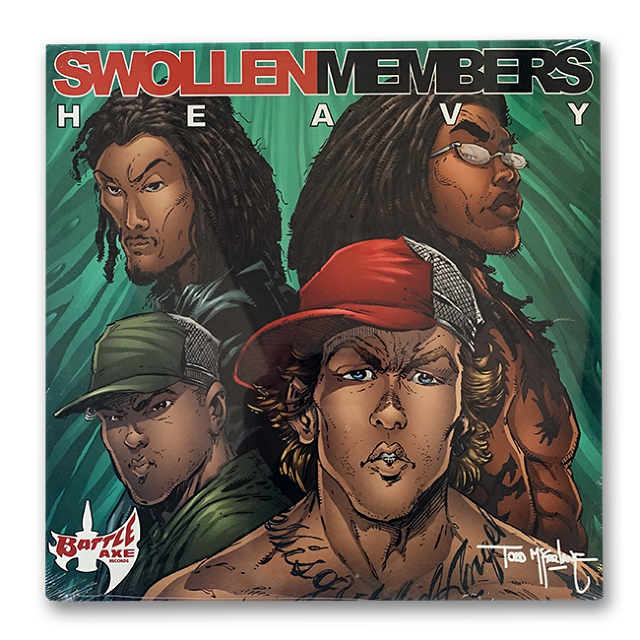 Swollen Members ‎– Heavy (2LP) - メイン画像