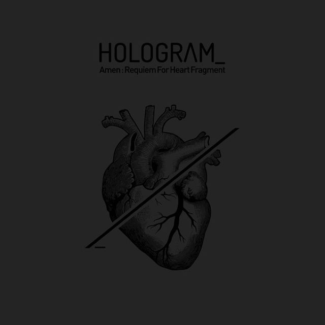 hologram - amen : requiem for heart fragment. CD - メイン画像
