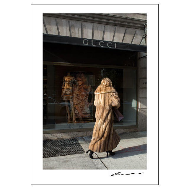 Reproduction Poster_NYC Windows_Gucci