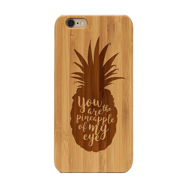 """You Are The Pineapple"" for iPhone5/5s/SE - メイン画像"