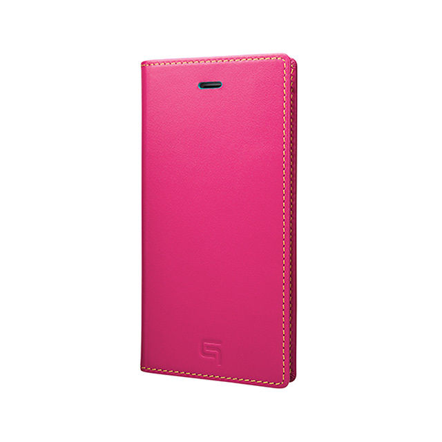 GRAMAS Full Leather Case SAPEUR Limited GRLC634L5 for iPhone 6s / iPhone 6 / PINK - メイン画像