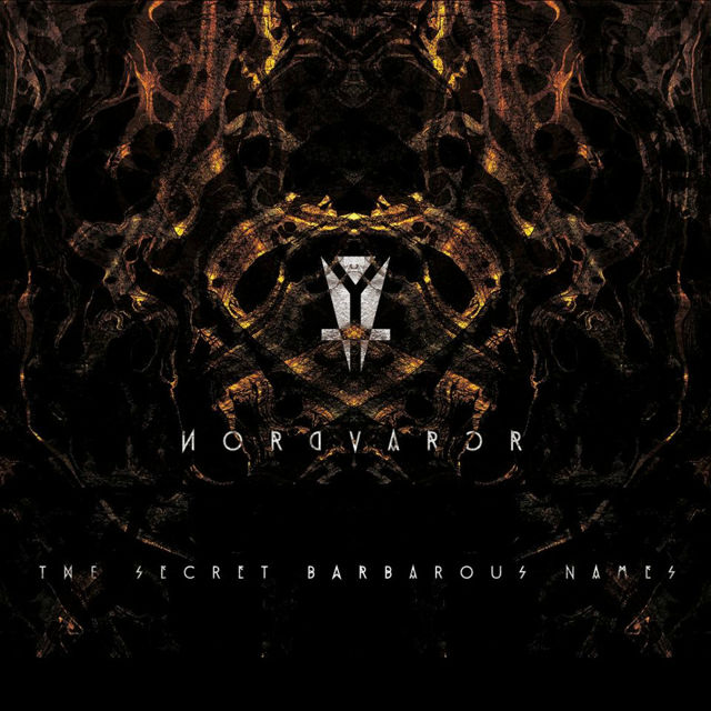 Nordvargr - The Secret Barbarous Names CD - メイン画像