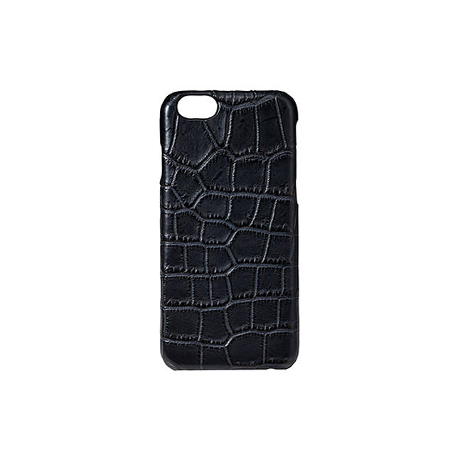 GRAMAS Meister Crocodile Case MI8014 for iPhone 6s / iPhone 6  GRAY - メイン画像