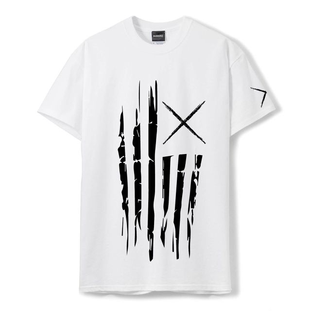 """FLAG"" Tees / WHITE - メイン画像"
