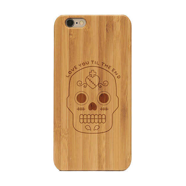 """""""Love You Til The End"""" for iPhone7 & 6/6s - メイン画像"""