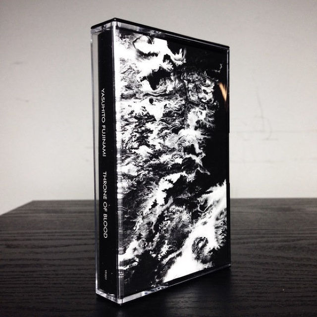 Yasuhito Fujinami - Throne Of Blood  Tape - メイン画像