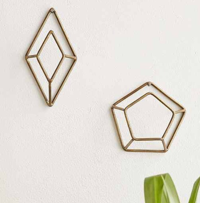 Urban Outfitters Wall Sculpture