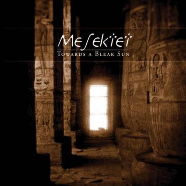 Mesektet - Towards A Bleak Sun  CD - メイン画像