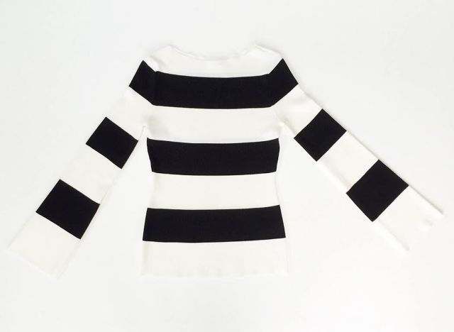 Striped Tops 25506