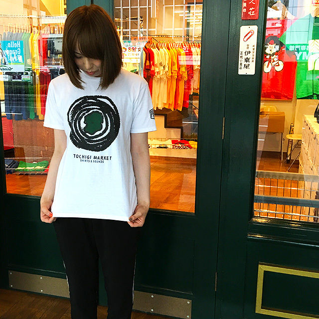 Tシャツ 栃木 SHIRTS&SOUNDS DONUTS