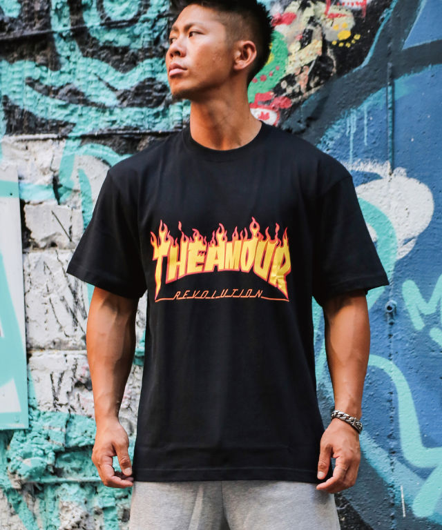 SS TEE THE AMOUR REVOLUTION _ No.11400008
