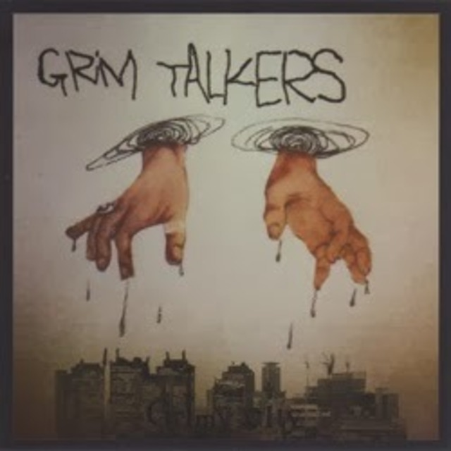 GRIM TALKERS - Grimy City.  CD - メイン画像