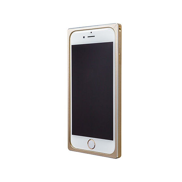 GRAMAS Straight Metal Bumper MB514 for iPhone 6s / iPhone 6 GOLD - メイン画像