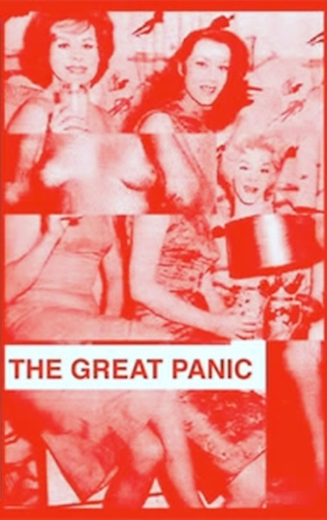 PUCE MARY - The Great Panic   tape C20 - メイン画像