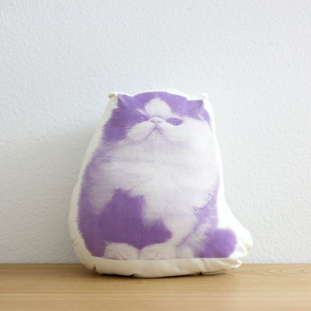AREAWARE | FAUNA pillows | アニマルクッション(Persian Cat)