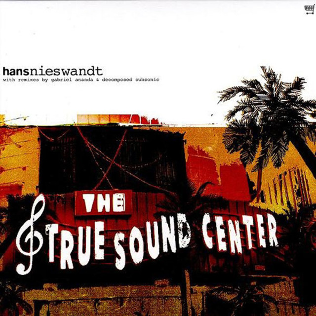 Hans Nieswandt - The True Sound Center (2LP) - メイン画像