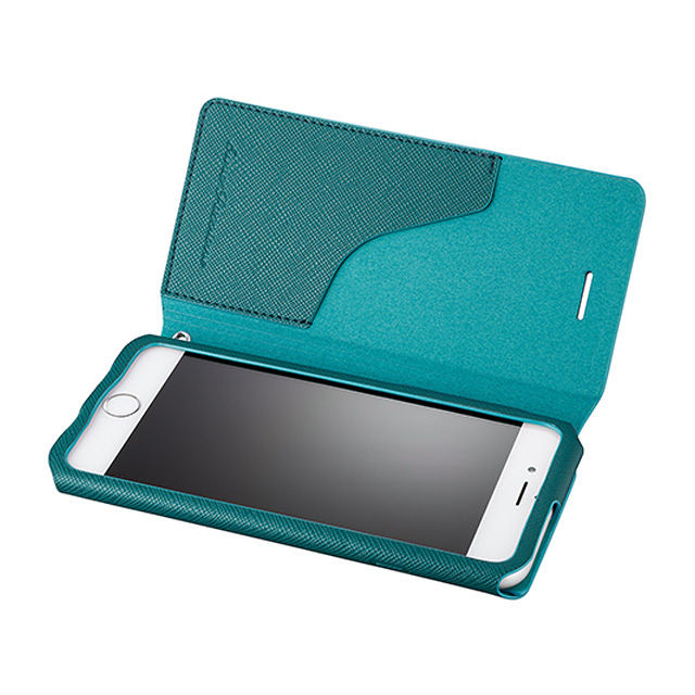 "GRAMAS COLORS Leather Case ""EURO Passione"" GCLC4006 for iPhone 6s / iPhone 6  GREEN - メイン画像"