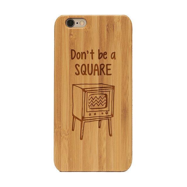 """Don't Be a Square"" for iPhone7 & 6/6s - メイン画像"
