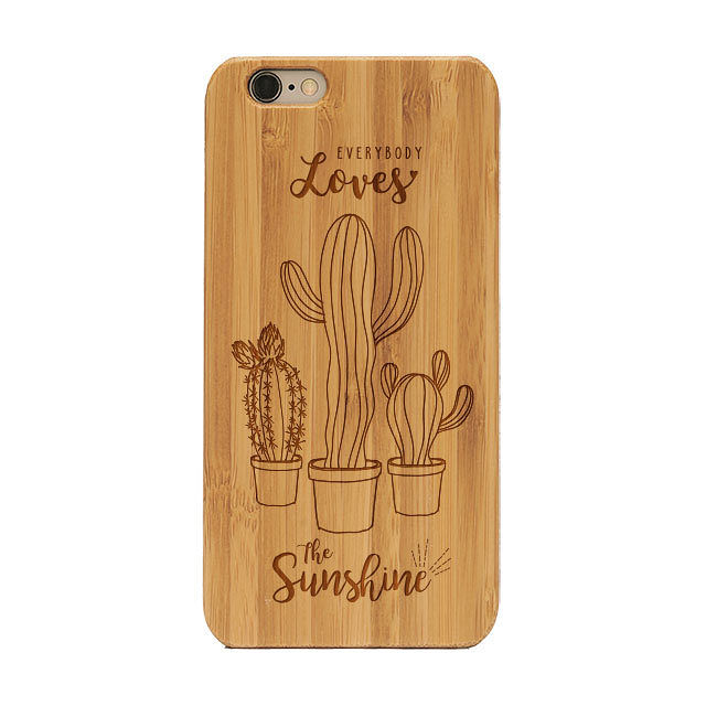 """Everybody Loves The Sunshine!"" for iPhone7 & 6/6s - メイン画像"