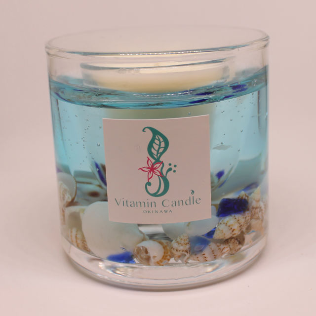 Jelly&Soy Candle [BEACH TUMBLER]
