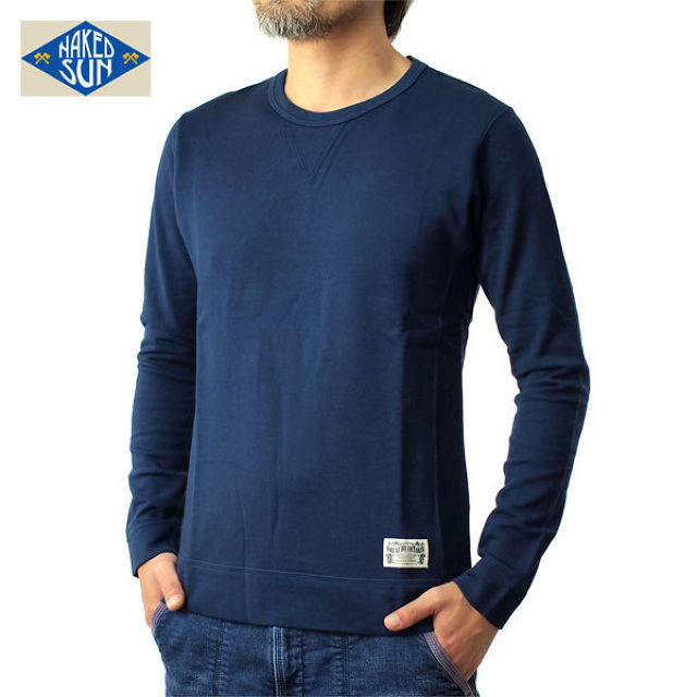 015005007(MINI-URAKE L/S)NAVY