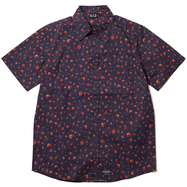 S/S MC PATTERN SHIRTS