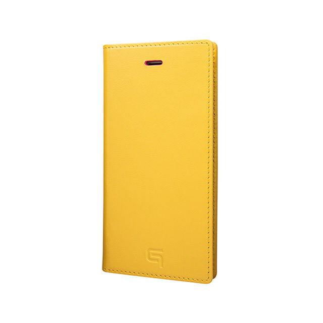 GRAMAS Full Leather Case SAPEUR Limited GRLC634L5 for iPhone 6s / iPhone 6 / Yellow - メイン画像