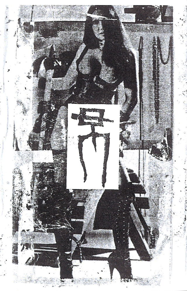 Macronympha - back in bedroom... Back Inside The Dungeon  Tape - メイン画像
