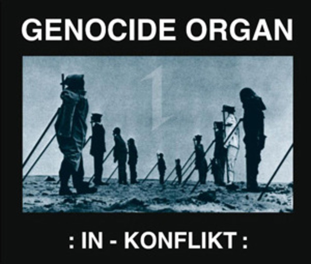 Genocide Organ - In - Konflikt.  CD - メイン画像