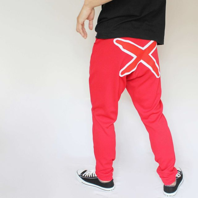 swoon pants RED ICON - メイン画像