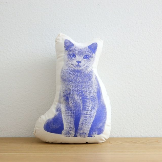 AREAWARE | FAUNA pillows | アニマルクッション(Shorthair cat)