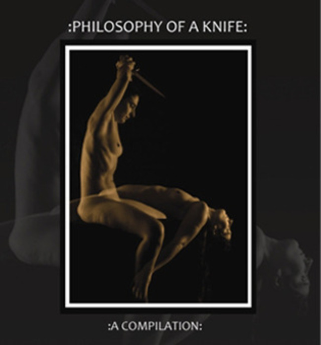 VA - Philosophy Of A Knife. CD - メイン画像