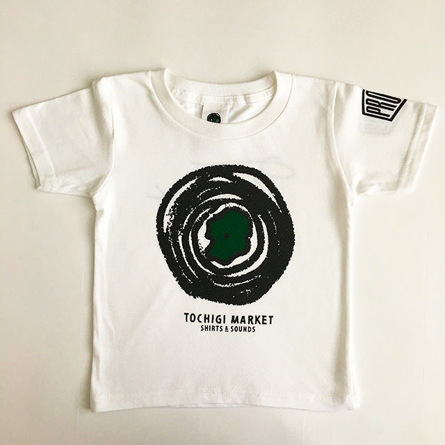Tシャツ キッズ 栃木  SHIRTS&SOUNDS DONUTS