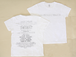 2015 OFFICIAL TOUR T-shirt [WHITE]