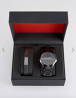 Armani Exchange AX7101 Hampton Stainless Steel Watch & Bracelet Gift Set
