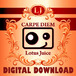 CARPE DIEM (mp3 zip file)