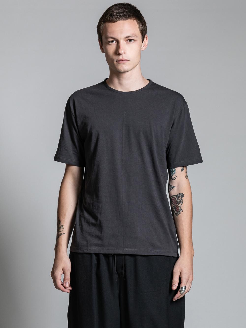 VI-ST-001-01 / 直営店限定 配色ステッチ半袖Tシャツ
