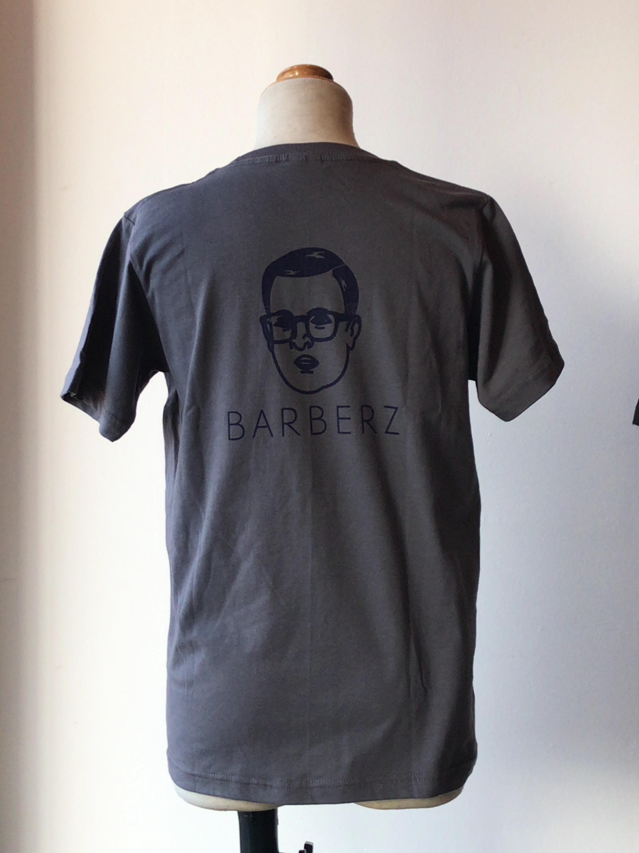 BARBERZ GOD BARBER × 刈り上げおじさん セメント