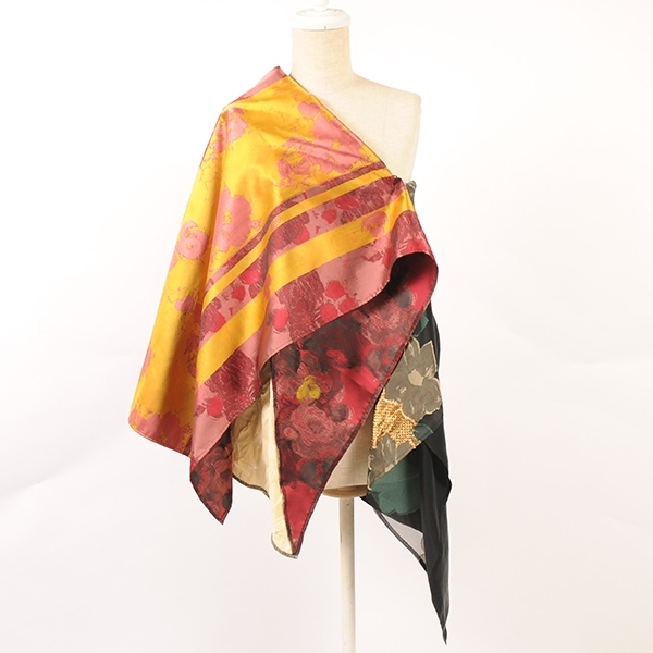 hs20SS-IRFG03 PANEL WIDE SHAWL -C