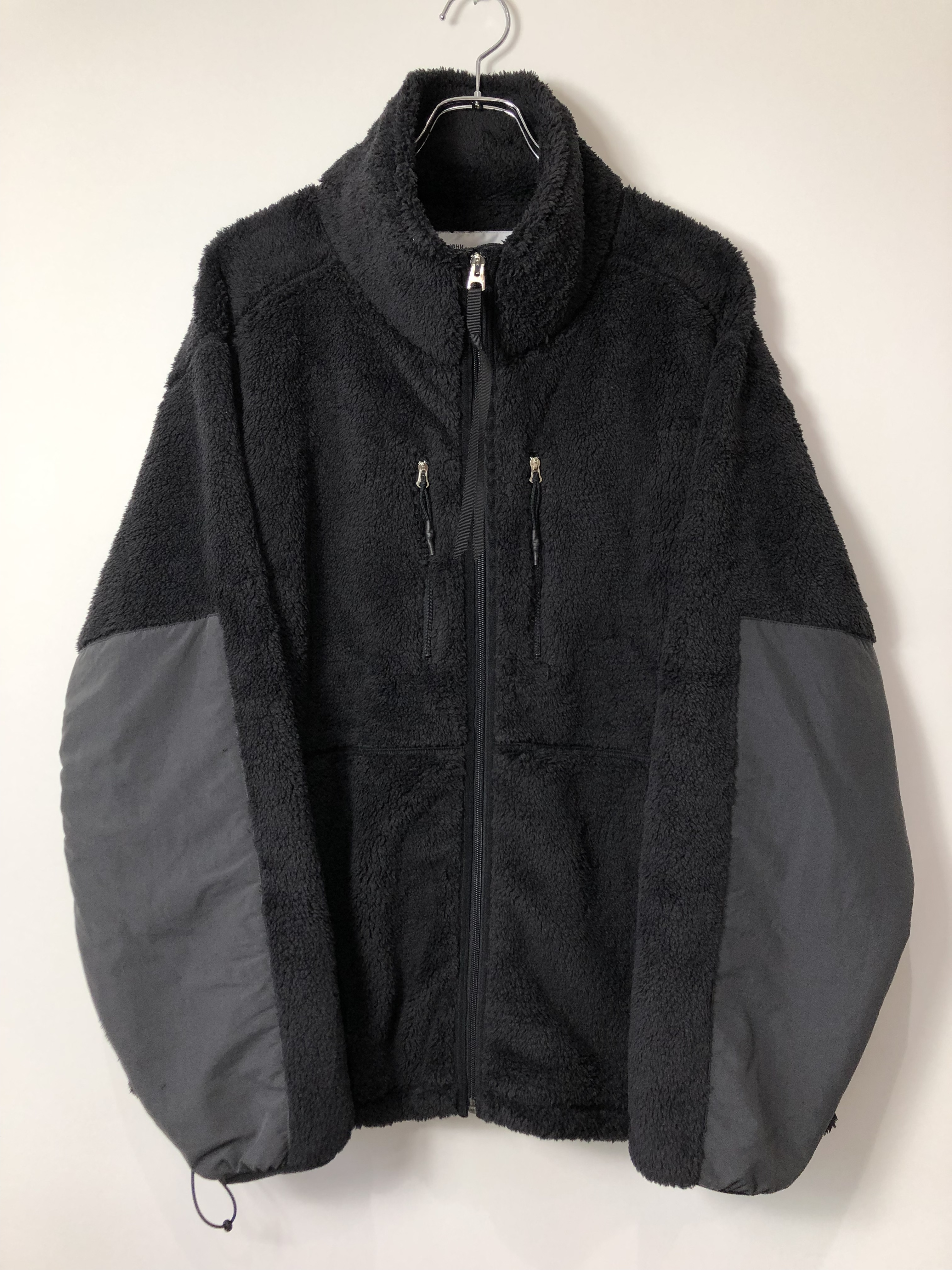 残り1着【JOHN MASON SMITH】ZIP UP FLEECE