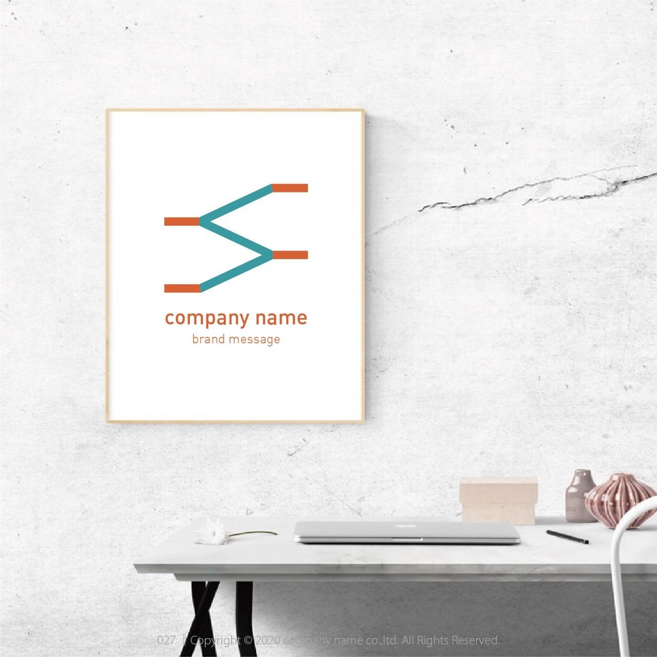 Brand Logo Mark :027