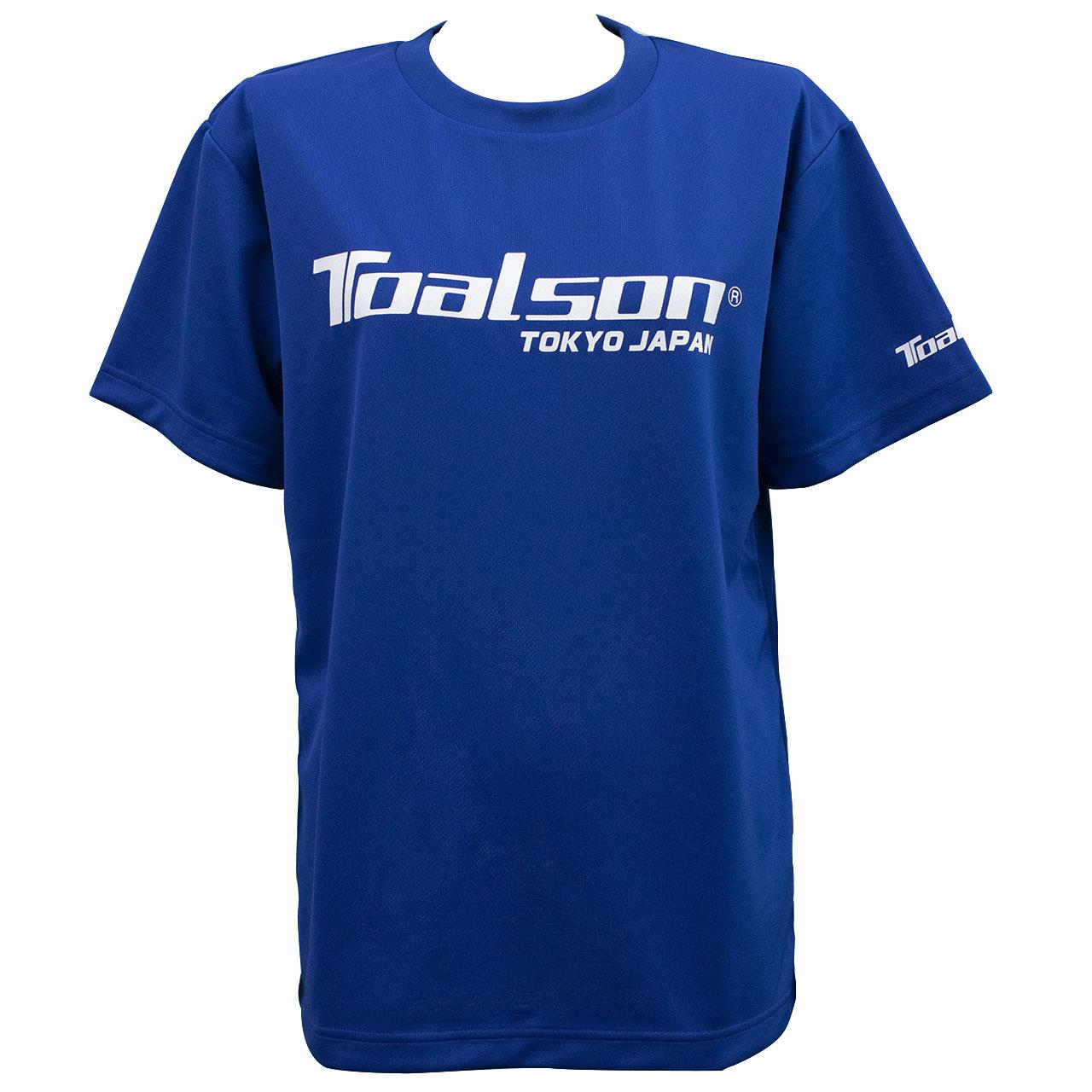 トアルソンTシャツ (ブルー)【1ET1905】
