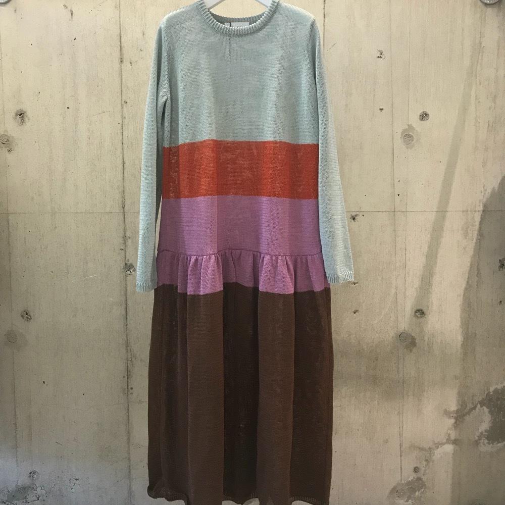 BELPER KNIT DRESS
