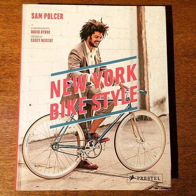 ファッションの本「New York Bike Style」 - 画像1
