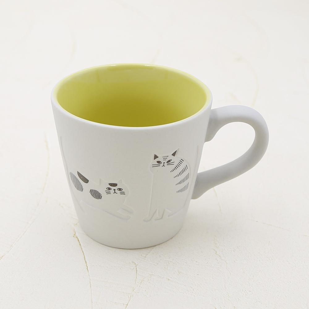 猫マグカップ(FIKAマグCAT)