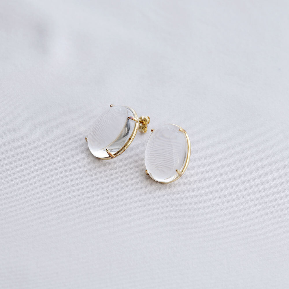 Sap/Ear - S <Gold> (pair)