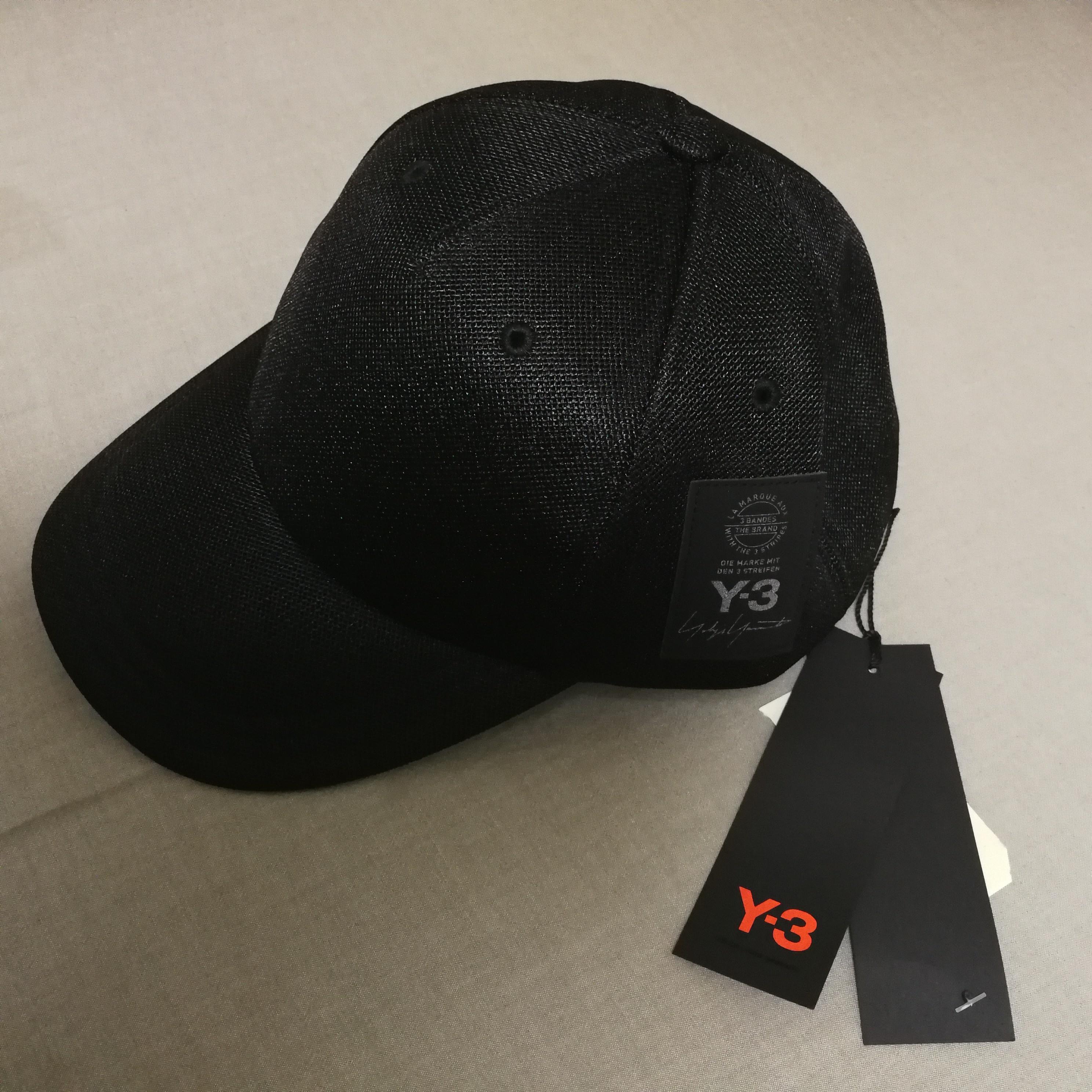 Y-3 メッシュパネル キャップ YOHJI YAMAMOTO ヨウジ ヤマモト adidas ... 9ef95c1144f8